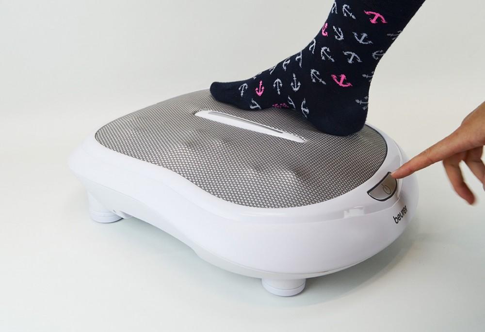 Beurer FM 60 - Aparat de masaj pentru picioare Shiatsu