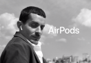Casti Apple AirPods 2, Bluetooth, Alb